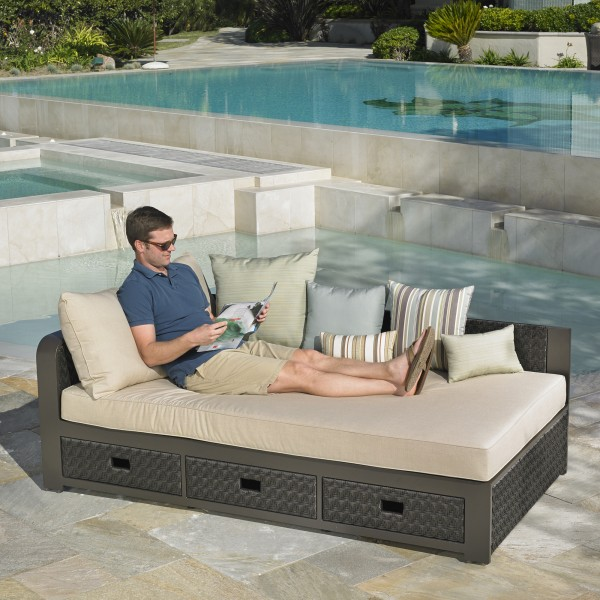 Del Sol Daybed