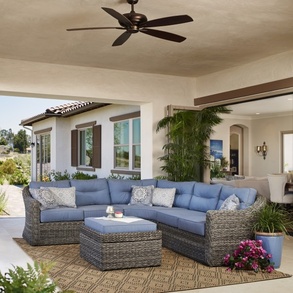 Garden Ridge 4pc Seating Set