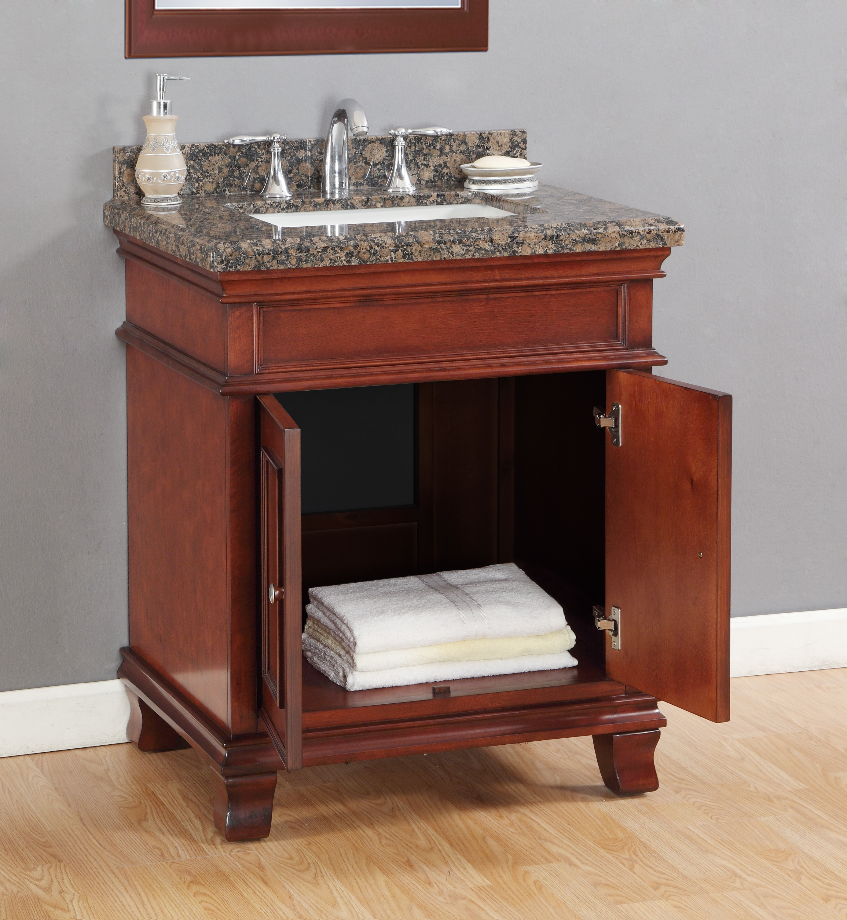 Good Middleton 28u2033 Single Sink Vanity ...