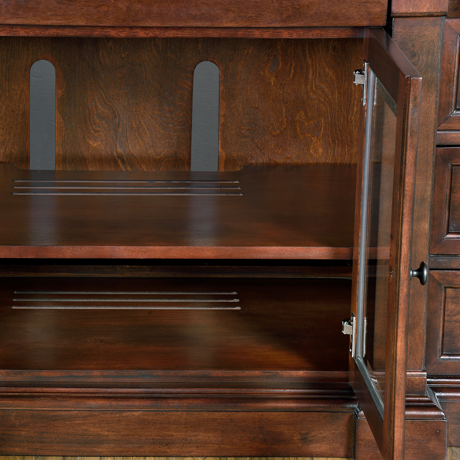 """Beaumont 65"""" Media Cabinet by Mission Hills"""