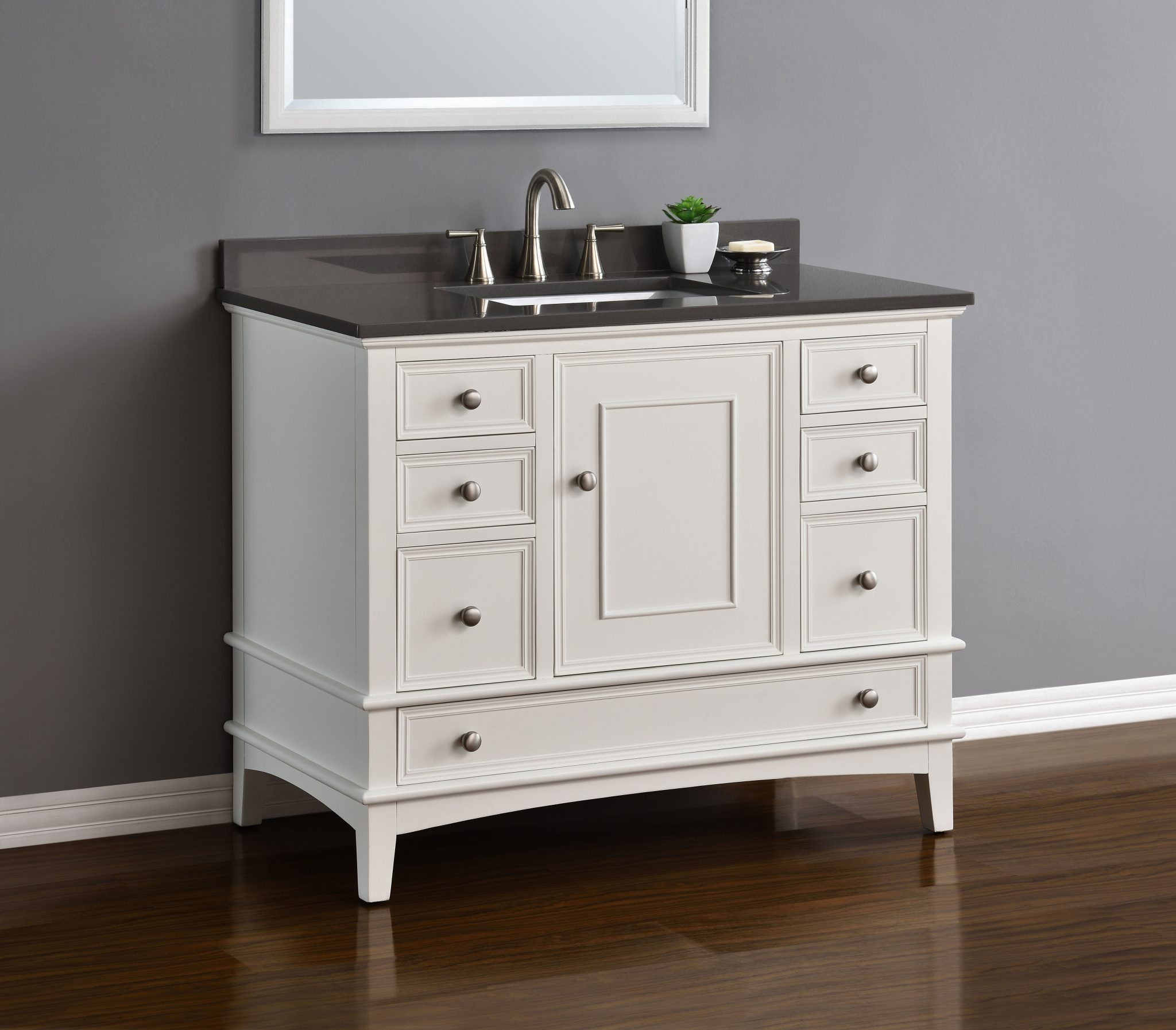 sink london finish element in com vanity single set design dp white w amazon