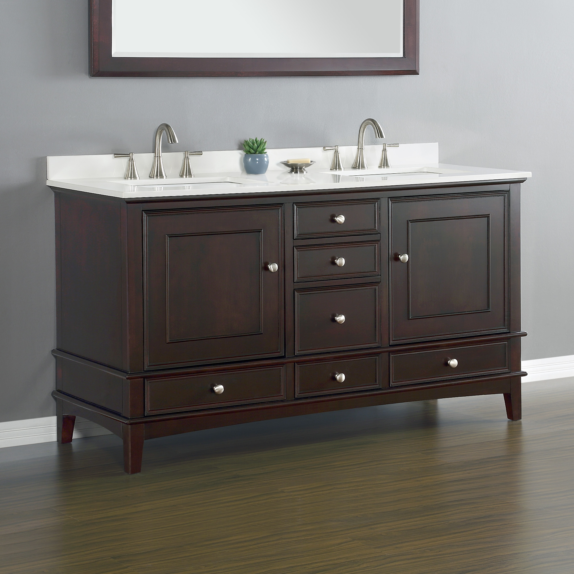 vessel vinnova sink double deals vanity glass pin with white inch com overstock best in countertop ferrara the bathroom mirror shopping on