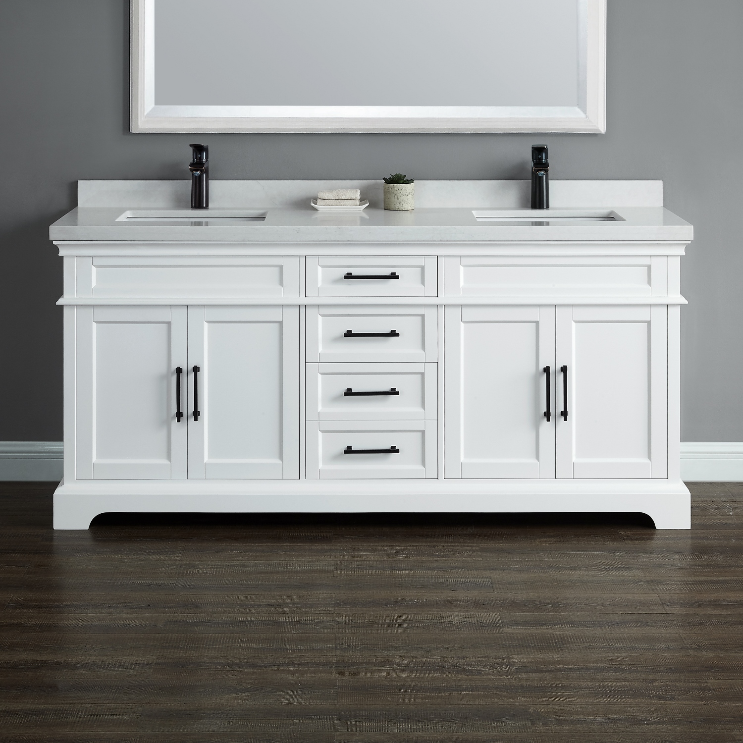 caroline cabinet parkway white vanity bathroom virtu cab wh usa md in
