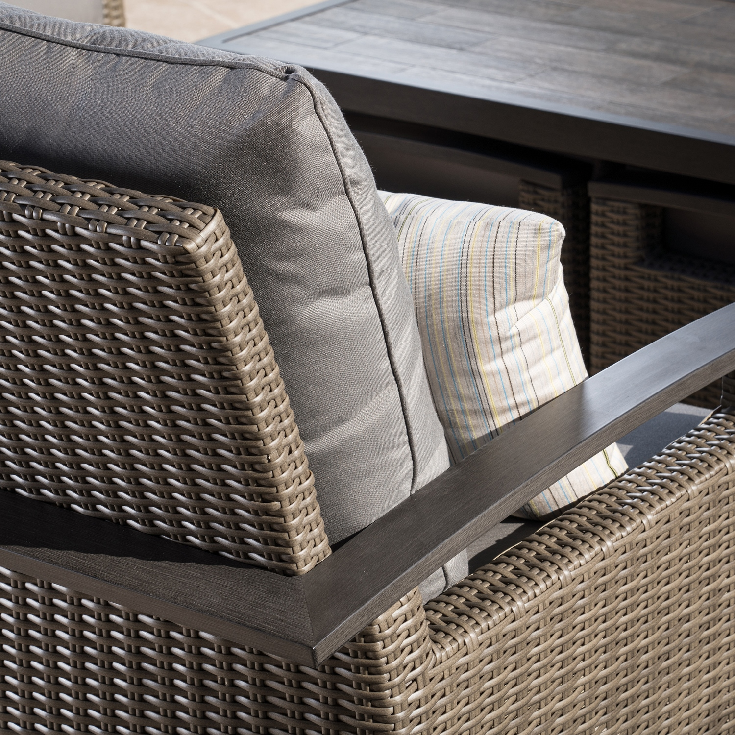 Las Palmas 6pc Deep Seating Collection Mission Hills