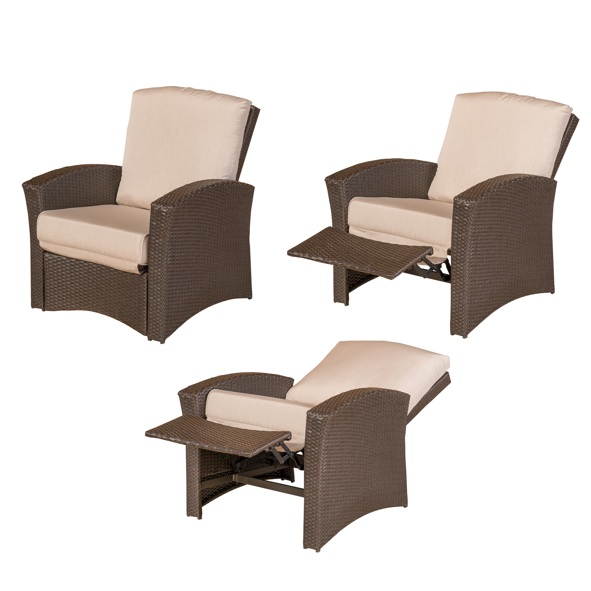 Parker Living Loveseat And Chairs