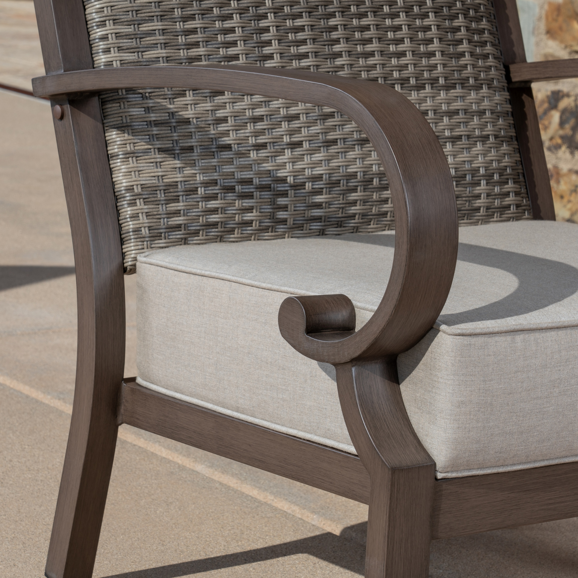Shorewood 5pc Deep Seating Collection Mission Hills