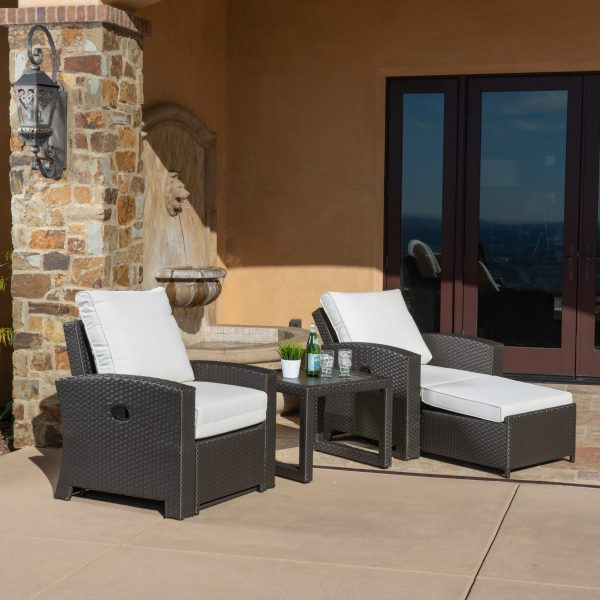 Sidney 3pc Recliners 1
