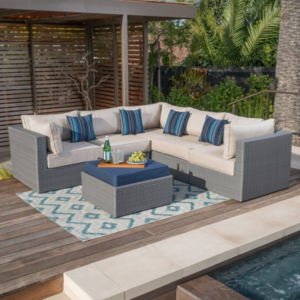 Silverlake 6 piece Modular Seating Set