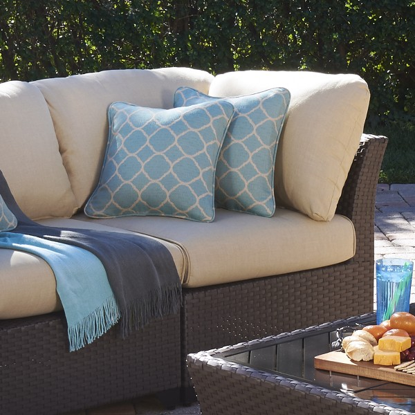 Avalon Bay 9pc Deep Seating Collection