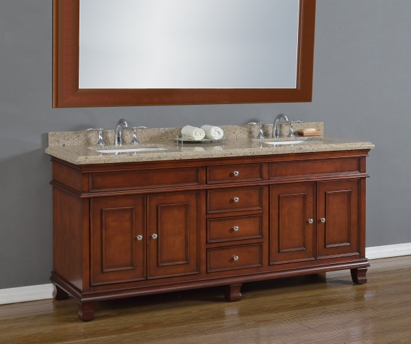 Manchester 72 Quot Double Sink Vanity Mission Hills Furniture