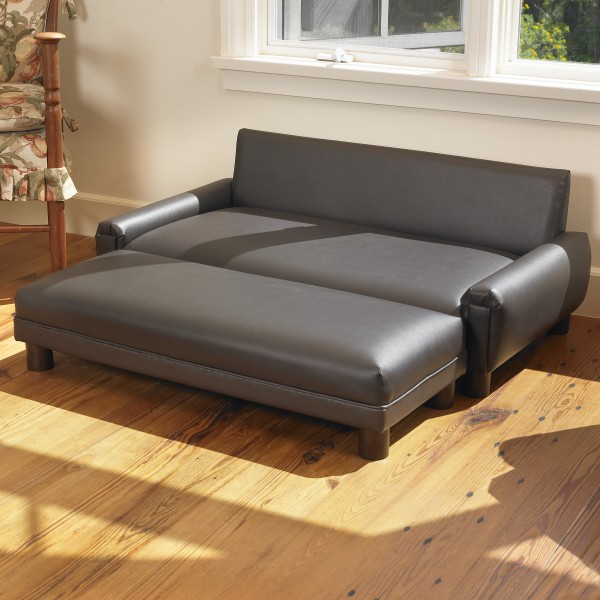 Faux Leather Dog Sofa Mission Hills Furniture