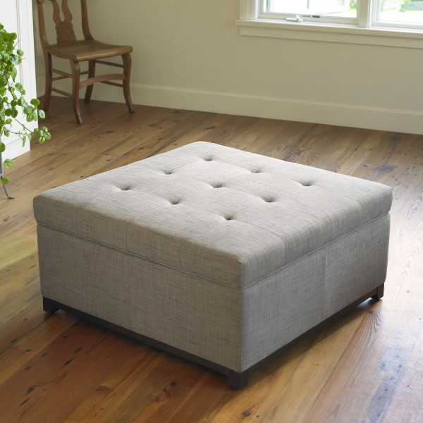 Good ... Robertson Fabric Storage Ottoman. Kd91ht00ff_600