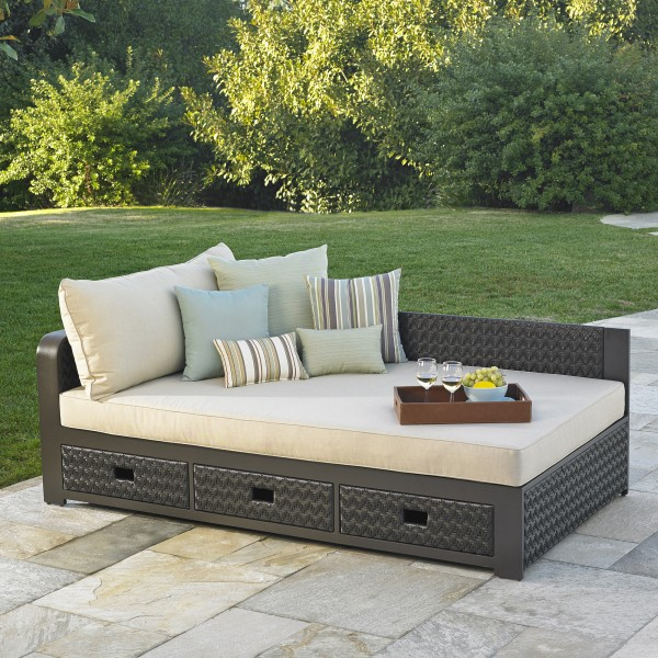 Del Sol Daybed Mission Hills Furniture