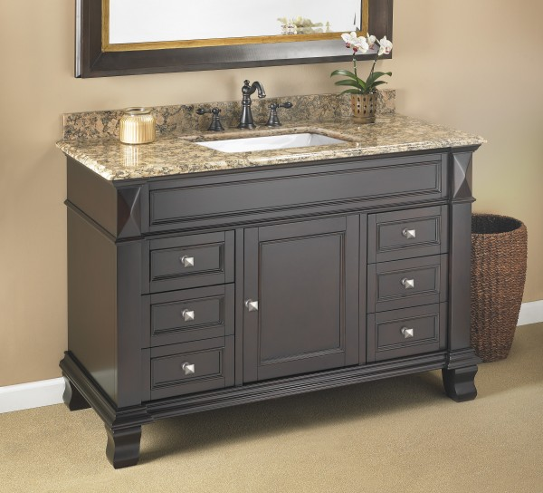 Marshall 48 Quot Single Sink Vanity Mission Hills Furniture