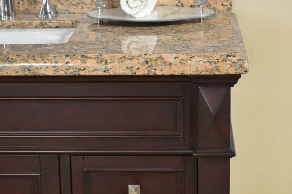 Mason 48 Quot Single Sink Vanity Mission Hills Furniture