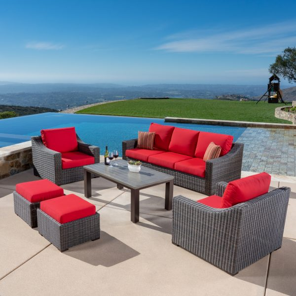 Brandemore Seating Red 1