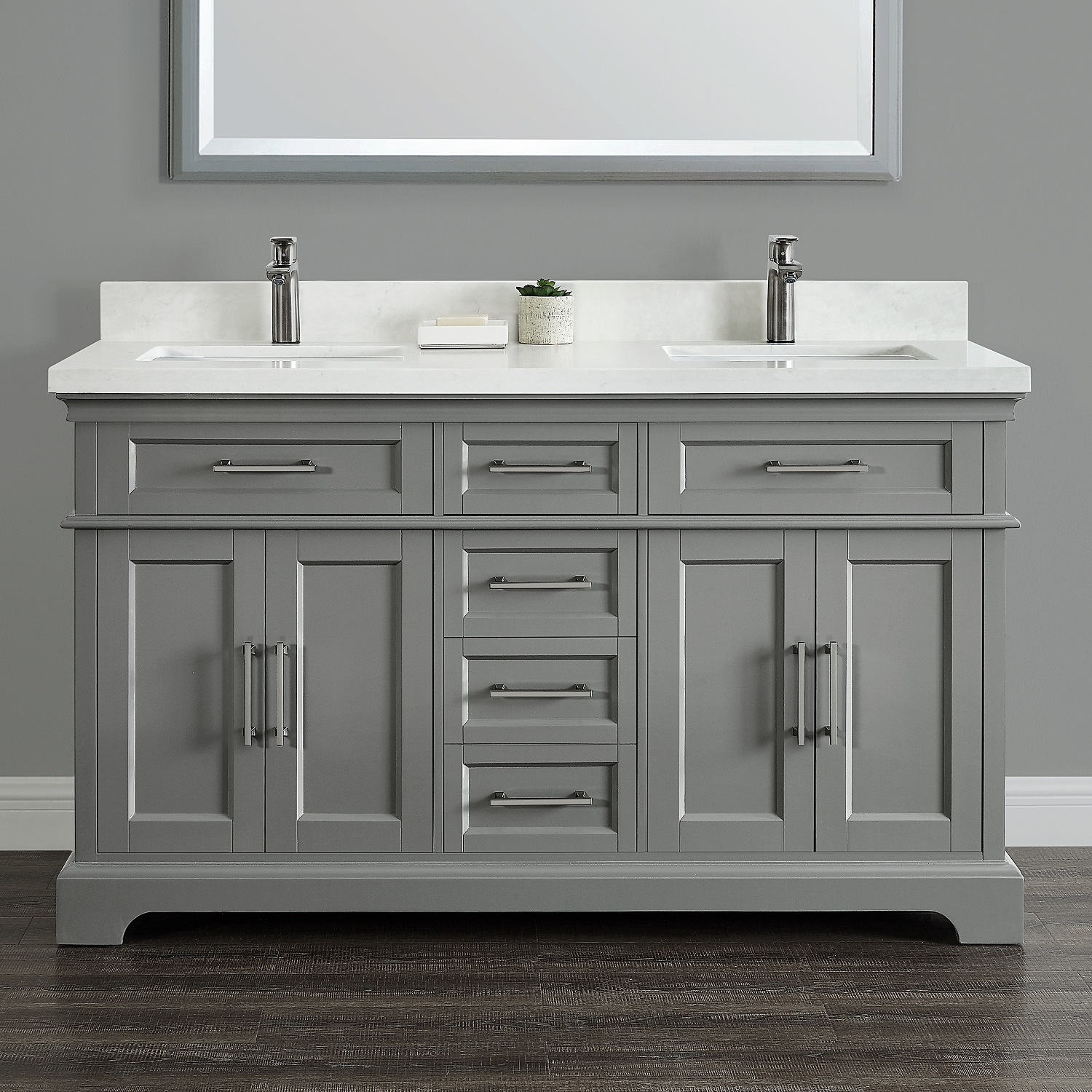 60 double sink bathroom vanity cameron 60 quot sink vanity mission furniture 21864